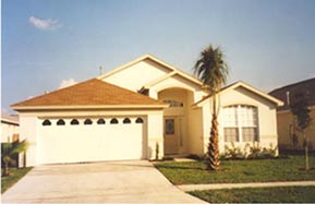 Florida holidays villa at Indian Creek, Kissimmee